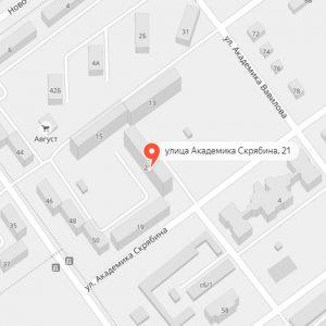 Квартиры ул.Скрябина 21, Поволжский